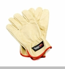 Leather Recovery Gloves by Rugged Ridge