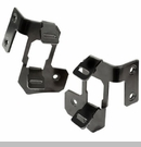 A-Pillar Mounting Brackets LED Light Wrangler JK 2007-2017 Black