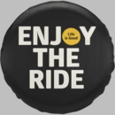 Life is Good Tire Cover Enjoy the Ride