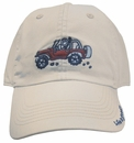 """Life is Good """"Offroad"""" Hat <br>(Jake Wave on Bone Chill Cap)"""