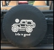 Life is Good Tire Cover Native Offroad Jeep