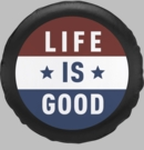 Life is Good Tire Cover Red-White-Blue-Circle