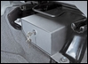 Lock Box Under Driver Seat for Jeep Wrangler JK 2007-2017 by Bestop