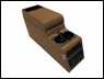 Locking Center Console, for Storage in 76-95 CJs, YJs & Wranglers
