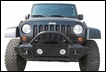 Mass Articulation Recovery Bumper w/Stinger Wrangler 2007-2017 Front