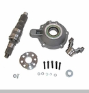 Mega Short Slip Yoke Eliminator Kit for NP231 Transfer Case