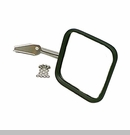 Mirror & Arm Only, Right Hand 1955-1986 (CJ), Stainless