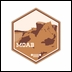 Moab Off Road Park Decal