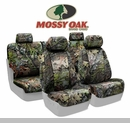 Mossy Oak Camouflage Custom Fit Jeep Seat Covers
