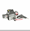 Nautic Winch, Waterproof with Cable by Rugged Ridge - 9500 lbs Rated