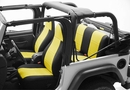 Neoprene Rear Seat Covers for Jeep CJ 1976-1986 by CoverKing
