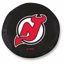 New Jersey Devils Tire Cover