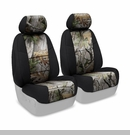 Next Camo Seat Covers Front Wrangler JK 2 Door 2007-2017 Vista/Black