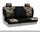Next Camo Seat Covers Rear Wrangler JK 2D 2007-2017 Vista/Black
