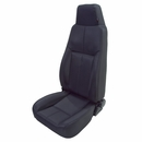 OEM Replacement Front Seat w/Recliner for Jeep CJ, YJ, and TJ