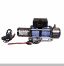 Offroad 10,500 lb. Performance Winch - Prewound With Synthetic Rope
