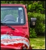 Offroad Mirror Pair from Steinjager for Jeep TJ, LJ