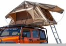 Overlander 2 Person Roof Tent in Coyote Tan by Smittybilt