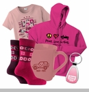 Pink Jeep Stuff for Girls