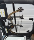 Quick Draw Overhead Bow Rack for Jeep Wranglers