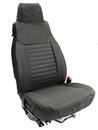 Rampage Front Seat Covers for Jeep Wrangler TJ and LJ