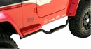 Rampage Products Side Bars - SRS 2-inch for Jeep TJ
