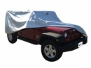 Rampage Waterproof Car Cover for Jeep CJ, YJ and TJ