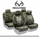 RealTree Camouflage Custom Fit Jeep Seat Covers