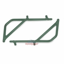 Rear Rigid Grab Handle for Wrangler 2007-2017 2DR Light Green by Steinjager