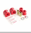 Rear Sway Bar & Link Bushing Kit Wrangler 2007-2017 w/19mm Sway Bar Red