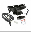 Receiver Hitch, Wire & D-Ring Kit Wrangler JK 2007-2017 2 Inch