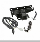 Receiver Hitch, Wire & Hook Kit Wrangler JK 2007-2017 2 Inch