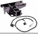 Receiver Hitch w/ Wire Kit Wrangler 2007-2017 - 2 Inch