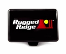 "Rectangular Light Cover, Offroad, 5"" x 7"" Inches, Black"