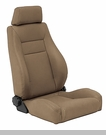 Replacement Front Seat w/Recliner CJ & Wranglers 1976-2006 Spice