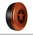 Freedom Star Design in Copperhead Pearlcoat, Rigid Tire Cover