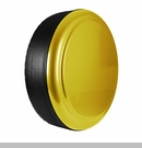 Rigid Tire Cover in Detonator Yellow