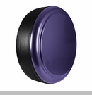 Rigid Tire Cover in Xtreme Purple