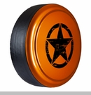 Rigid Tire Cover, OM Star Design, Copperhead Pearl by Boomerang