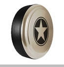 Freedom Star Design in Gobi, Rigid Tire Cover