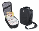 Road Chill Six Pack Can Cooler in Black by VDP
