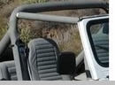 Rollbar Pads- Jeep Wrangler YJ (1987-1991) Covers Rollbar Braces