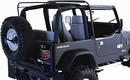 Soft Top Replacement Hardware for Wrangler YJ (87-95)