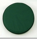 Solid Spare Tire Cover in Green