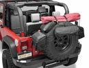 """Spare Tire Organizer w/Bags 30-33"""" Tires by Bestop"""