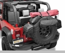 """Spare Tire Organizer w/Bags 38-40"""" Tires by Bestop"""