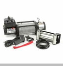 Spartacus Heavy Duty Winch w/Steel Cable Rugged Ridge 12,500 lbs Rated