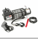 Spartacus Performance Winch w/Synth Rope Rugged Ridge 12,500 lbs Rated