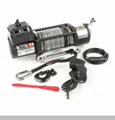 Spartacus Performance Winch w/Synth Rope Rugged Ridge 85,00 lbs Rated