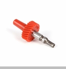 Speedometer Gear in Red by Rugged Ridge - 26 Teeth, Short Shaft